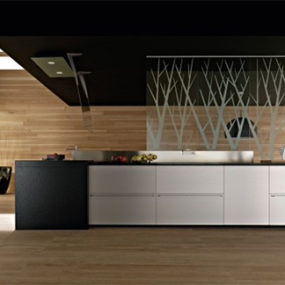 Valcucine new Artematica Multiline Titanium Kitchen – a kitchen of tomorrow, today!