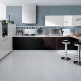Valcucine Kitchens – new Free Play modern kitchen