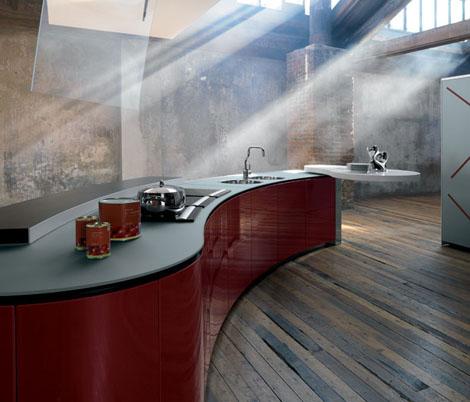 valcucine kitchen alessi 3