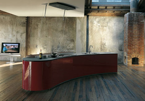 valcucine kitchen alessi 7