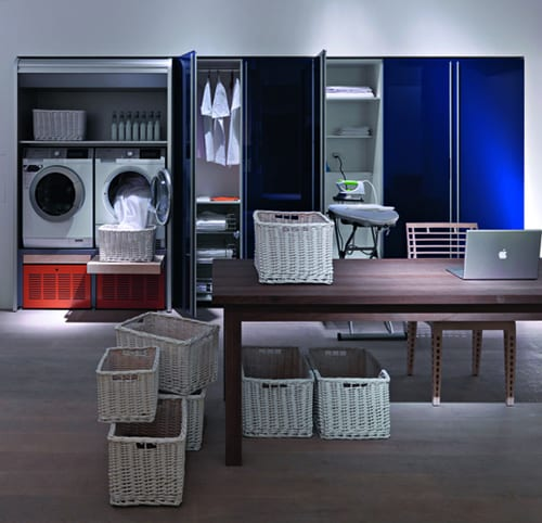 Laundry Room Furniture by Valcucine – preview