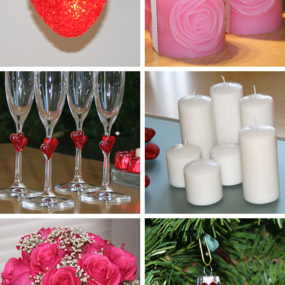 Valentine's Day on a Budget by Lillian Pikus