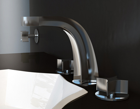 valpra faucet posh 1 Bathroom Faucets from Valpra – high class Royal and Posh