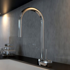 Kitchen Faucets from Valpra – Plain