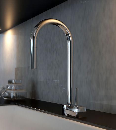Kitchen Faucets From Valpra Plain - Tall kitchen faucets