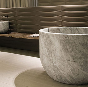 Deep Soaking Tubs – marble tubs by Vaselli