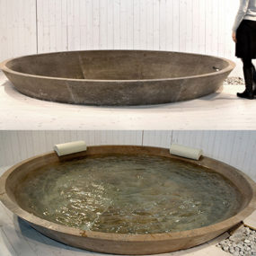 Oversized Bathtubs – stone large bathtubs by Vaselli
