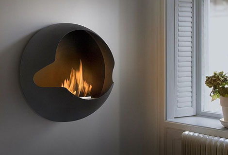 Cool Fireplaces - really cool fireplace ideas by Vauni