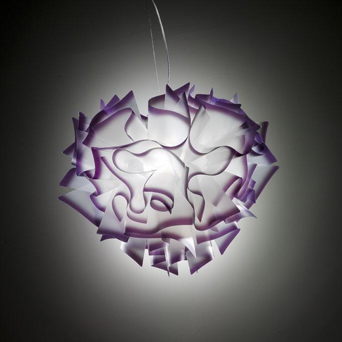 Veli Translucent Pendant Lights from Slamp