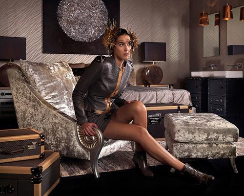 velvet sofas loveseats coleccion 4 Velvet Sofas and Loveseats by Coleccion Alexandra