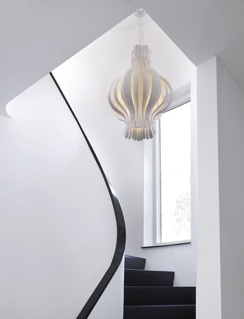 verpan lamp onion 1 Retro Style Lamp by Verpan – Onion