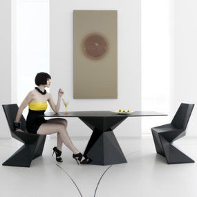 Contemporary Indoor Outdoor Furniture by Vondom – Vertex