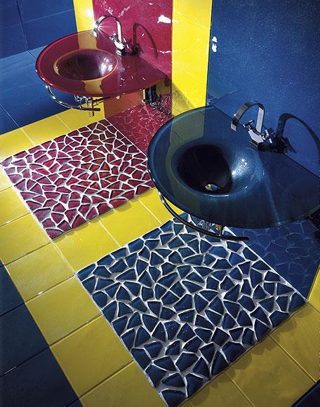 vetrocolor glass tile for bathrooms ideas colored 1