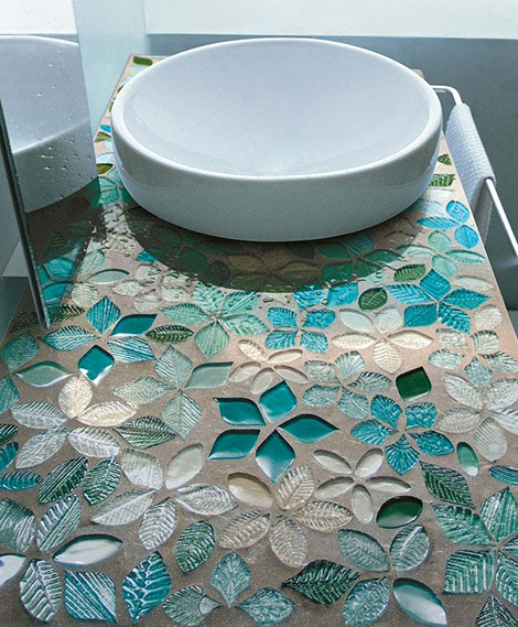 Modern Mosaic Tiles By Vetrovivo Amazingly Unique And Creative