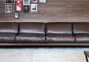 Large Modern Sofa by Vibieffe – Fancy 470
