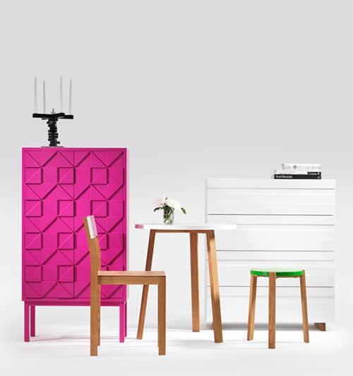 vibrant cabinets a2 designers collect 2011 6 Vibrant Cabinets by A2 Designers   Collect 2011