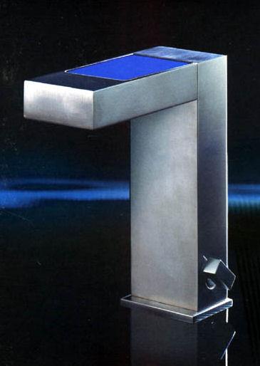 vicario armando touchme faucet Touch Control Electronic Faucet   TouchMe bathroom faucet from Vicario Armando