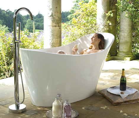 victoria albert bathtub amalfi 4 Freestanding Tubs   new Ravello & Amalfi tubs by Victoria & Albert