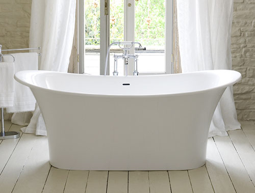 victoria albert bathtub toulouse 3 French Bathtub for French Boudoir Bathing   new Toulouse by Victoria&Albert