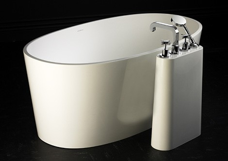 victoria albert compact tubs 2 Compact Bathtubs   Ios bathtub by Victoria & Albert