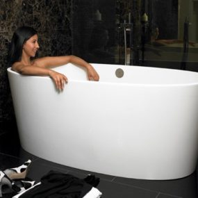 Compact Bathtubs – Ios bathtub by Victoria & Albert