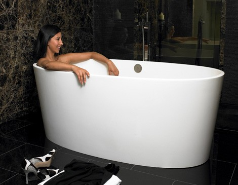 victoria albert compact tubs Compact Bathtubs   Ios bathtub by Victoria & Albert