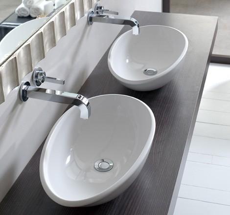 victoria albert countertop basin napoli 57 Countertop Basins   4 new basin designs from Victoria & Albert, 2009