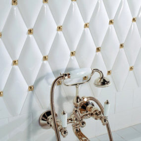 Victorian Era Tiles – bathroom Victorian tile ideas by Petracer