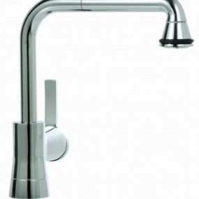 Contemporary Kitchen Faucet from Villeroy & Boch – new Firbo, Pantro & Tallo faucets