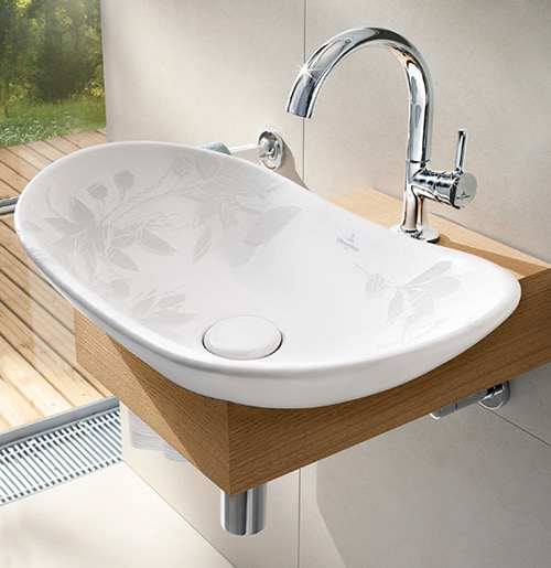 villeroy boch bathroom collection my nature 1 Villeroy & Boch My Nature Bathroom Collection – new for 2011