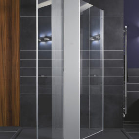 Cool Walk In Shower Ideas – new Squaro designs by Villeroy&Boch