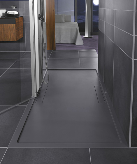 villeroy boch bathroom collection squaro 3 Cool Walk In Shower Ideas   new Squaro designs by Villeroy&Boch