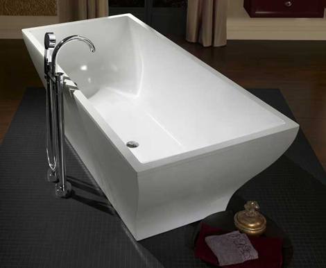 villeroy boch bathtub la belle 1 Villeroy & Boch La Belle   new bathroom furniture collection