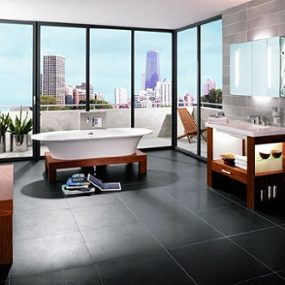 Villeroy & Boch Bathroom Collection – the City Life bathroom