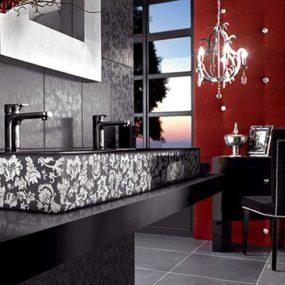 Baroque Style Washbasin by Villeroy & Boch – new Memento 'New Glory'