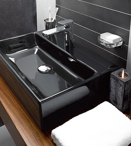 villeroy boch memento bathroom sink minimalist sink design. Black Bedroom Furniture Sets. Home Design Ideas