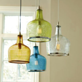Vintage Pendant Lighting by Ballard Designs – Addie Lights