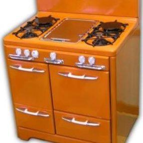 Vintage Stoves Model 250 stove