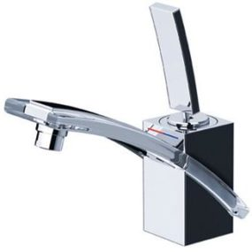 New Ice Bathroom Faucets collection from Visentin
