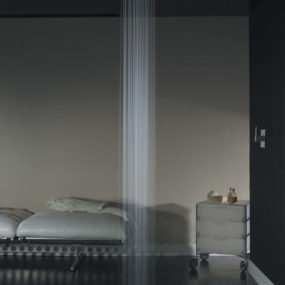 LED Light Shower Heads by Visentin