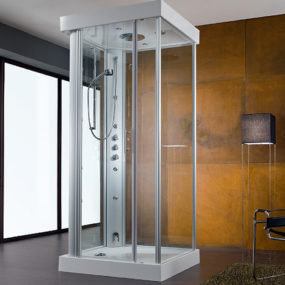 Shower Cabin from Vitaviva – the Techno Look