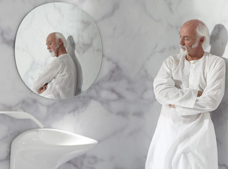 Vitra Bathroom Suite Freedom is a new design concept