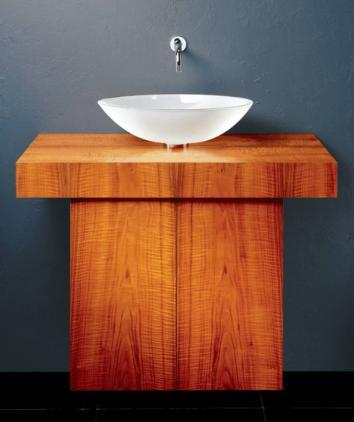vitraform t vanity T Vanity from Vitraform   the elegance of wood