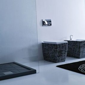 New Bathroom Suite from Vitruvit – Olympic has Asymmetric Appeal