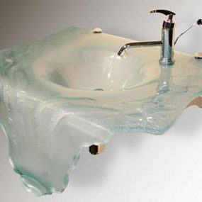 New Waterfall Sink by Contemporary Bath Design, L.P.