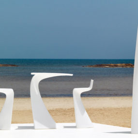 Vondom Wing Garden Furniture Collection by A-cero