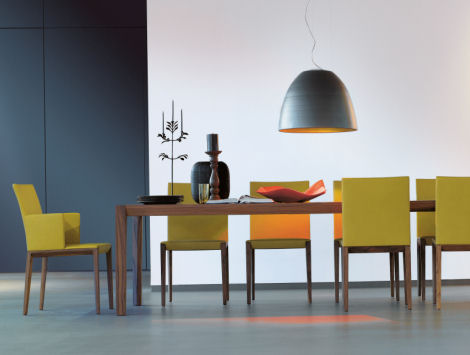 walter knoll andoo chairs Contemporary Dining Chairs from Walter Knoll   the Andoo chair