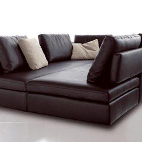 Walter Knoll Lazy Island – or a corner sofa!