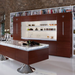 Philippe Starck Kitchens by Warendorf