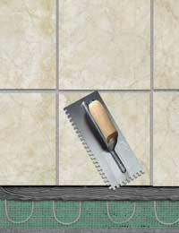 The Comfort of Radiant Heated Bathroom Floors